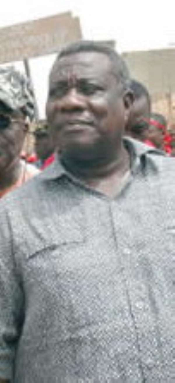 NPP Wants To Destroy NDC- Mills Alleges